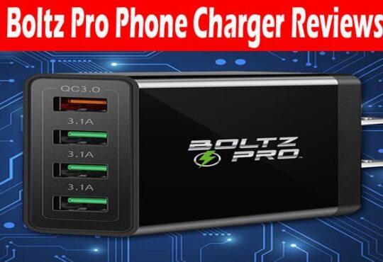 Boltz Pro Phone Charger Reviews 2021