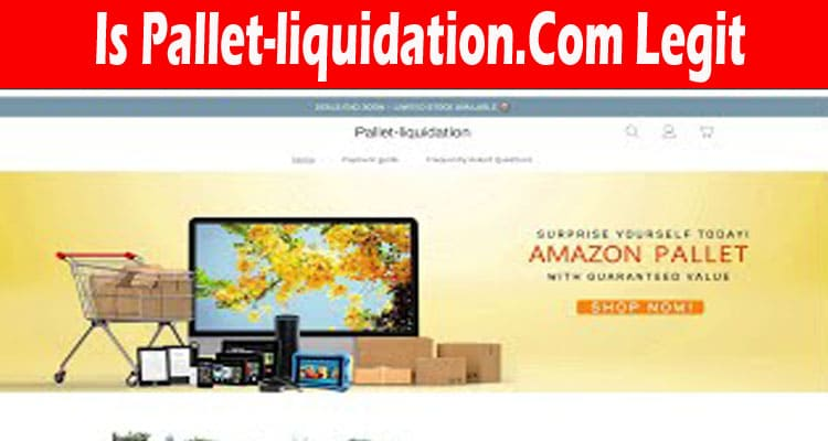 Is Pallet-liquidation.Com Legit 2021