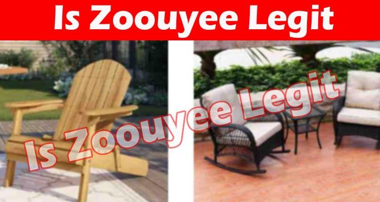 Is Zoouyee Legit 2021